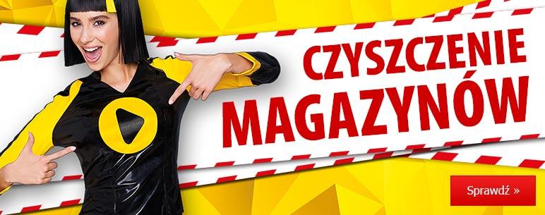 czyszczenie magazynów